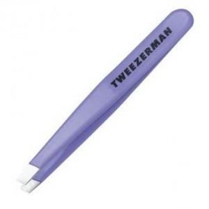 Tweezerman Slant Mini Lovely Lavender