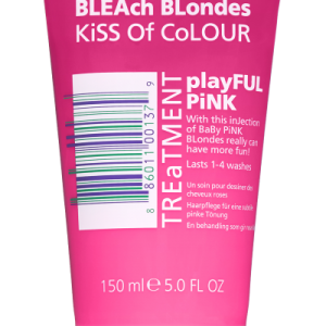 Bleach-Blondes-Kiss-of-Colour-Pink-Treatment
