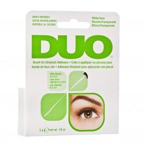 DUO Brush On Striplash AdhesiveFalse Eyelash Invisible Glue