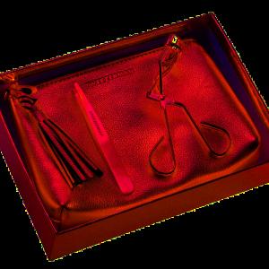 Luxusný set ružové zlato